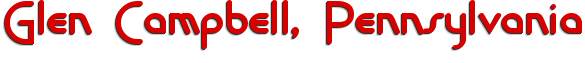 Glen Campbell business directory logo